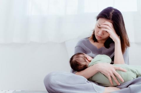 Depressão pós-parto: O que pode ter de triste na chegada do bebê?